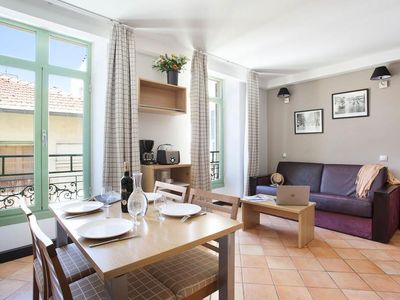 Photo for Le Palais Rossini - 2 Rooms 4 People