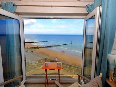 Photo for Sea Edge -  a cottage that sleeps 2 guests  in 1 bedroom