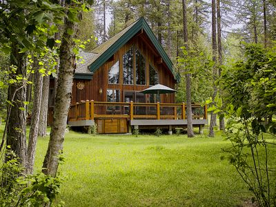 Photo for Cedar Chalet Whitefish Montana, Glacier Park, Big Mountain Ski