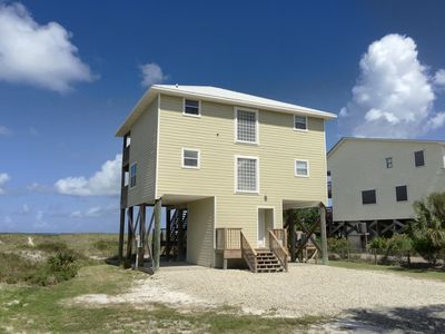 Photo for Flamingo Dunes - 3 Bed / 3 Bath Gulf Front Home in St. Joe Beach
