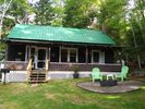 2BR Cottage Vacation Rental in Long Lake, New York