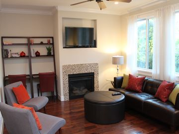 Brand New 4 bedroom home in downtown Mountain View near Stanford University