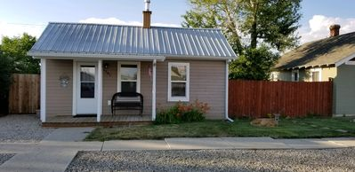 Photo for Sweet Historical 1-Bedroom in Cody, Walk to downtown! Low rates!