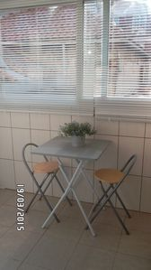 Photo for STUDIO FURNISHED AND EQUIPPED FOR 2 PEOPLE 50m FROM THE BEACH