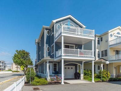 Photo for Townsends Inlet beachblock -  9 unit private community with a shared POOL!