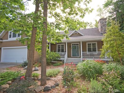 Photo for Beautiful, Updated Home In Downtown Glen Arbor; 4BR/3BA; Acc: 8
