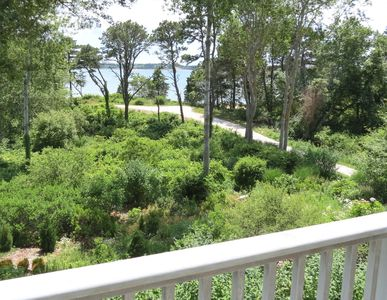 Photo for Superb Pleasant Bay Views, from Large, Luxurious, Secluded Orleans Vacation Home