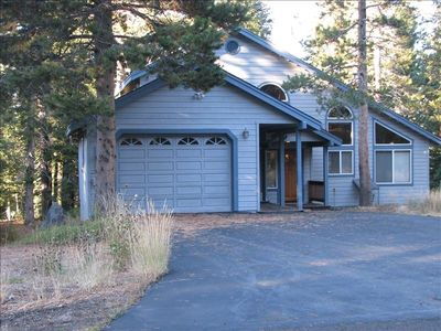 Photo for Immaculate, Bright, Quiet Tahoe Donner Family Home with GARAGE & FLAT DRIVEWAY