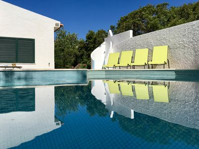 Photo for Villa with seaview and pool, 4/5 pers.