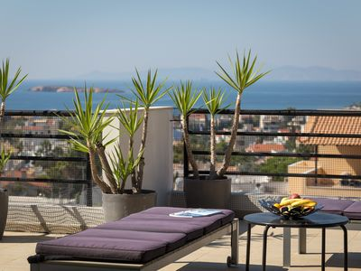 Photo for Villa Ira - Athens Riviera