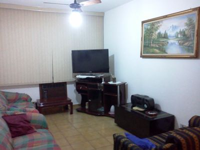 Photo for Beautiful fit cove-Guaruja with two bedrooms, one suite, two blocks from the beach