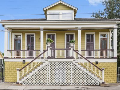 Photo for Whole House- 8BR/6BA Sleeps 36--2 Blks to French Quarter--HBO Treme Series House