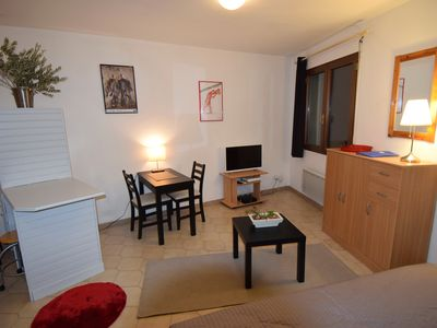 "Photo for quiet studio in Avignon ""intra muros"", ideal for the festival and visits"