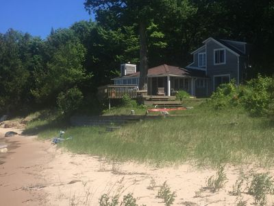 Photo for Turquoise Beach - Lake Michigan Cottage