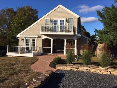 Photo for A quiet and private corner lot home in West Cape May