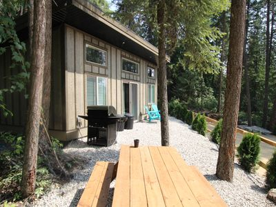 Photo for Cabin 4 called Getaway at Blind Bay Hideaway on the beautiful Shuswap Lake