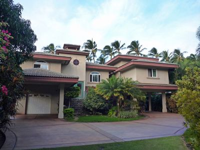 Photo for Spectacular Maui Beachfront 3 Bdr. Home - Great Location, Family Friendly