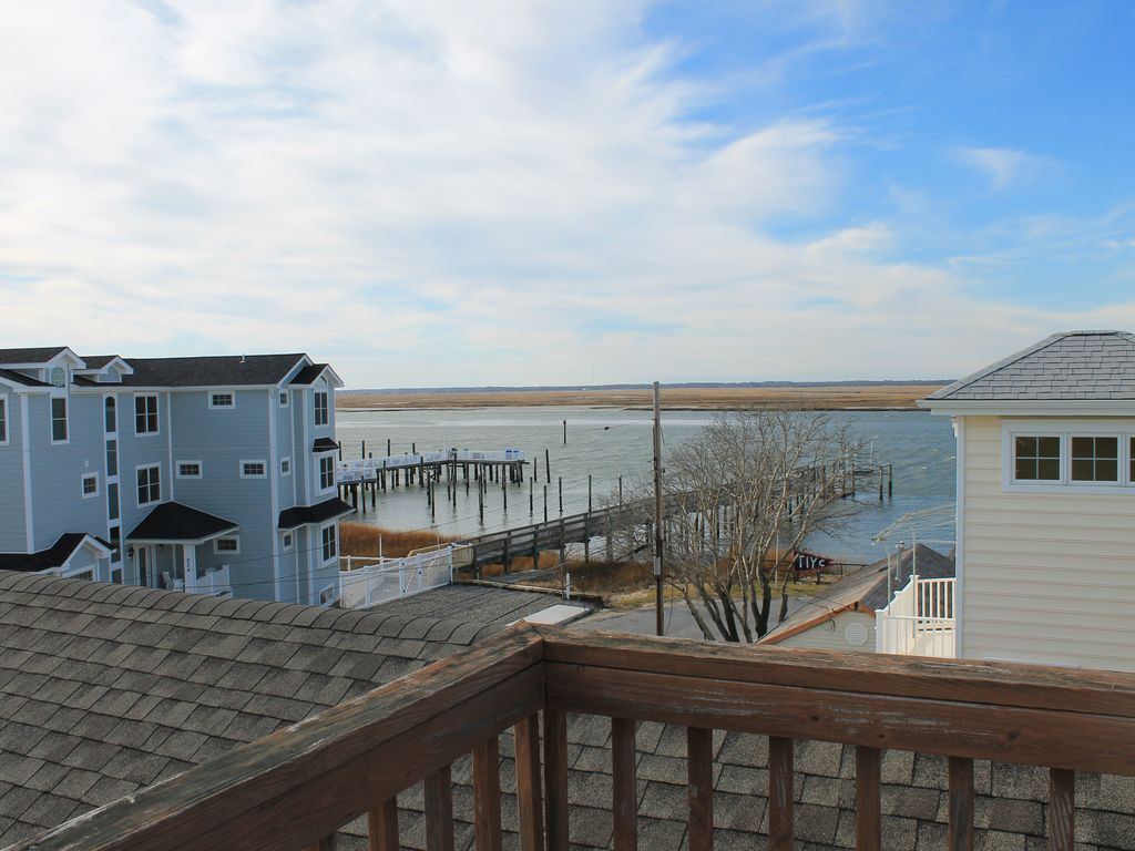Bayside Beauty In Sea Isle Townsend S Inlet Townsend