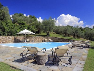 Photo for 4BR Villa Vacation Rental in Florence Area, Tuscany