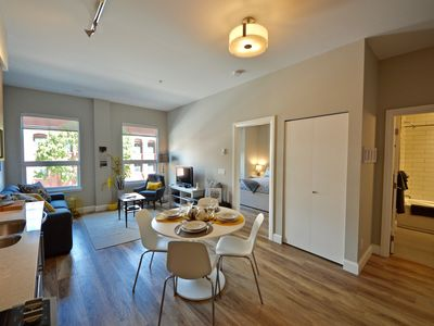 """Photo for """"Pandora's Alley"""" 1 bdrm Condo starting at $175 CAD including parking"""