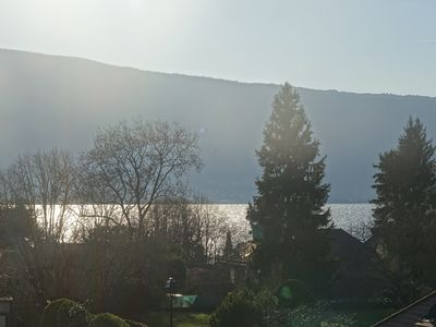 Photo for House Menthon-Saint-Bernard 200m from the lake and shops Lake Annecy