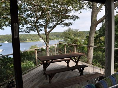 Photo for Lagoon Pond House with Beach Access - Kayaker Paradise