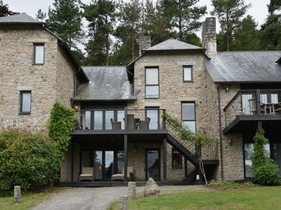 Photo for COX TOR, pet friendly, with pool in North Bovey, Ref 975837