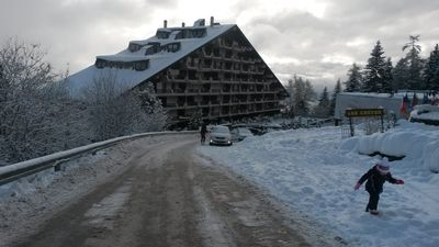 Photo for RENT 4 + 1 FROM 30/01/2017 TO 02/06/2017 TORGON SWITZERLAND S. WHITE £ 600.