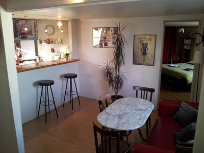 Photo for Duplex apartment in the heart of Paris  between Louvre and Royal Palace