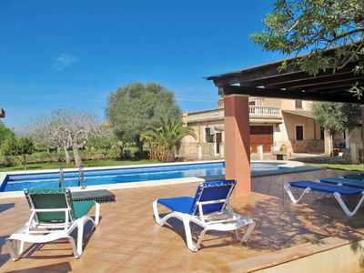 Photo for Vacation home Sont Ulari (PIC110) in Can Picafort - 8 persons, 4 bedrooms