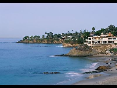 Photo for Best Laguna Beach Village Location; Great Ocean Views; Great Value
