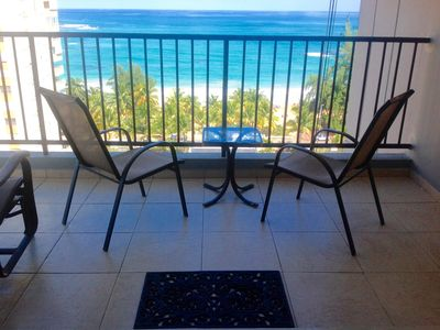 Photo for Unbelievable Ocean Views, A few steps from beach and near Rain Fore