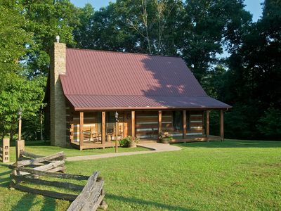 Photo for Schooner Creek Log Cabin
