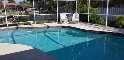 Photo for 'Cape Dorado' Beautiful 3 Bdrm Home with Pool on the Canals