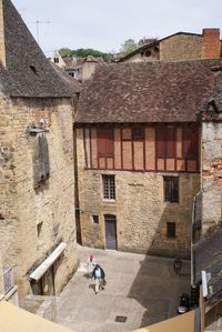 Photo for BEAUTIFUL APARTMENT CROSSING HISTORIC CENTER SARLAT