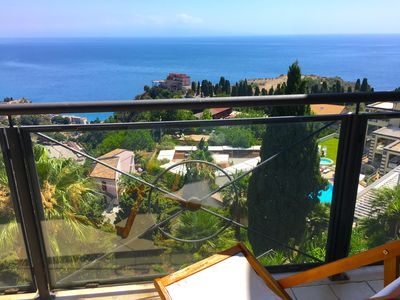 Photo for PANORAMIC VIEW APARTMENT Pool