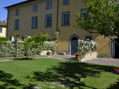 Photo for Double room in B&B of 1700, 5km from Pisa
