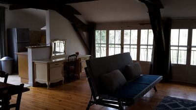 Photo for Cottage 5-7 pers 100 m² in the outbuildings of Château Marith (Pool, Games ...)