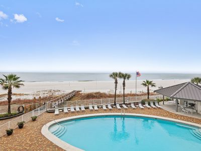 Photo for Windward Pointe #304 - AMAZING GULF VIEWS in the heart of town!