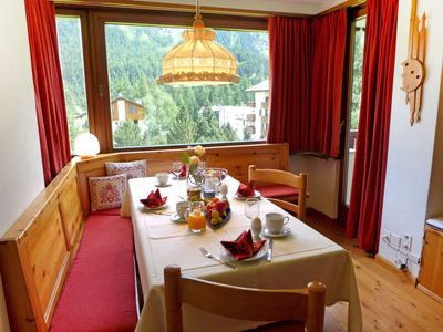 Photo for Apartment Chesa Arlas D2 in St. Moritz - 4 persons, 2 bedrooms