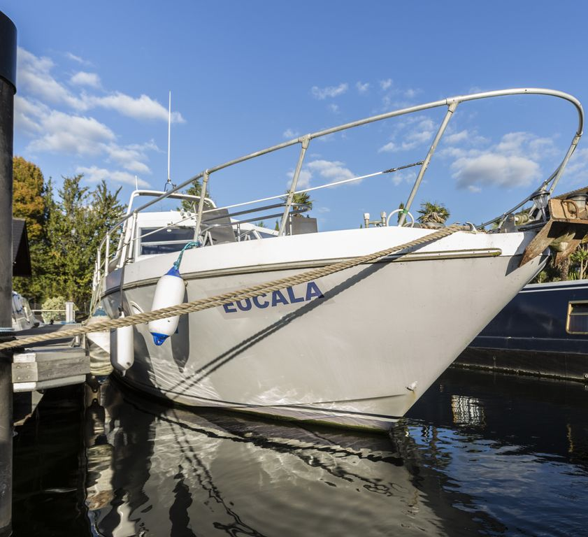 Hamptons Rentals By Owner: Classic French Motor Yacht, Hampton Court