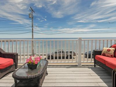 Photo for Wells Maine Oceanfront Townhome