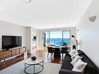Photo for Beautiful penthouse apartment in Shoal Bay with 2 Bedroom 1 Bathroom.