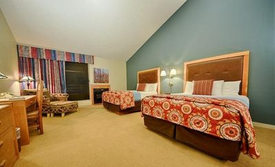 Photo for The Lodge - Standard Two Queen Beds