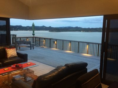 Photo for Stunning views in a magnificent waterside location