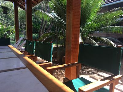 Photo for High standard 4 bedroom house with pool in Ubatuba. Maximum 10 people