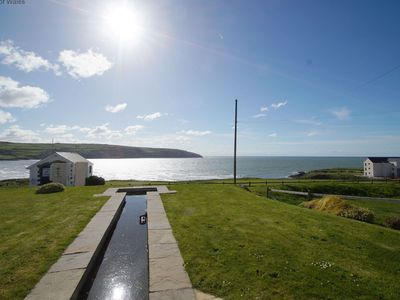 Photo for If you're looking for breathtaking sea views, cosy local pubs and a secluded and peaceful getaway, t