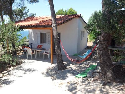 Photo for House in Milna (Brač), capacity 2+2