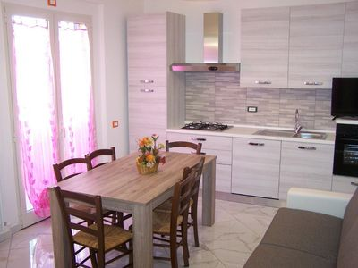 Photo for Holiday apartment Riccione for 1 - 5 persons with 1 bedroom - Holiday apartment