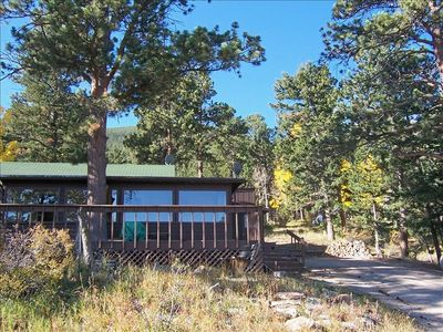 Photo for Cabin with Incredible Views in Estes Park (3053)